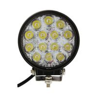 Quality High quality 42W 5 inch led work lamp round flood spot beam led safety light for driving for sale