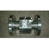 China Forged Steel Flanged End 2PC Ball Valve-Lever Op. on sale
