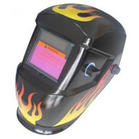 Quality Professional MIG Auto Darkening Welding Helmet , solar powered din 9-13 for sale