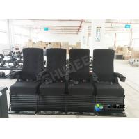 Quality Vibration 4D Kino Seats In 4D Movie Theater With Special Effect For 3D Films for sale