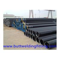 Quality Round 12 inch steel tube , 5L API carbon steel pipes for ship building for sale