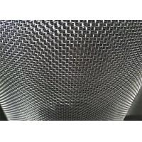 China AISI 201 Decorative Wire Mesh Panels As Extruder Screen Filtration Media on sale