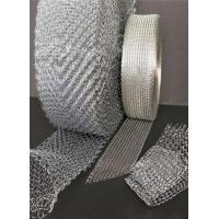 Quality Gas liquid filter wire mesh/knitted wire mesh tube/wire mesh demister for sale
