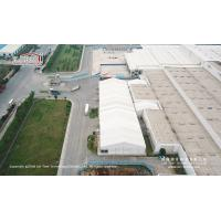 30x80m Large Aluminum Industrial Storage Tents and Warehouse Marquee for sale