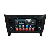 Quality Nissan X-trail Qashqai Android Car Multimedia Navigation DVD Player 3G WIFI Backup Camera Input for sale