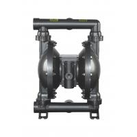 Quality High Speed Air Driven Double Diaphragm Pump Good Self Priming Performance for sale