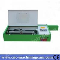 Quality mini laser cutting machine ZK-5030-60W(500*300mm) for sale