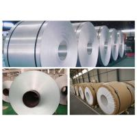 Buy cheap HR Aluminum Roll Coil , Coil Aluminum Stock A3105 N31 A93105 AlMn0.5Mg0.5 EN AW 3105 from wholesalers