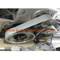 China Grey Rubber Vector 7000 Auto Cutter Parts Circular X1 X2 Timing Belt 104146 For Lectra Cutter Machine for sale