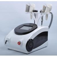 Buy Portable cryolipolysis fat freezing cool scultping machine ultrasonic cavitation at wholesale prices