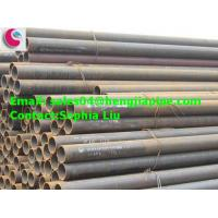 China cold rolled steel pipes on sale