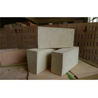 Quality Ceramic Industrial Kiln Light Weight Insulating Refractory Brick , High Temperature for sale