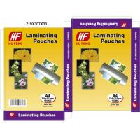 Quality hot lamination pouch film hot lamination pouches  hot pouch lamination film for sale