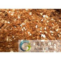 Quality Dyeing Mica flakes made in China,electric conductive Mica,high purity synthetic Mica flakes and powder for sale