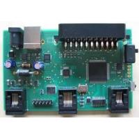 Quality 4-Layer FR4 , FR2 , Taconic , Rogers SMT pcb board assembly 0.2mm - 6mm ( 8mil - 126mil ) for sale