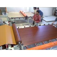 Quality Vinyl Laminated Gypsum Ceiling Tiles Making Machine With Low Price for sale