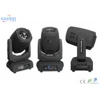 Quality 350W 17R 3 in1 Beam Moving Head Light Changeable Wash Pattern CE & RoHS for sale
