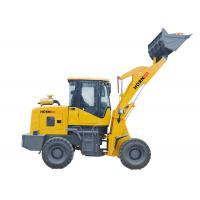 Quality HORNquip 1.8 Ton Front End Wheel Loader 930L Color Customized With 1m3 Bucket for sale