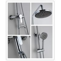 Quality Rotating Wall Mounted Shower Mixer Taps Two hole FOR hand shower for sale