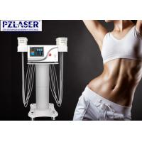 Smooth Fatigue 4d Lipo Laser Slimming Machine For Weight Loss Physical Therapy for sale