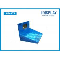 China Eco - friendly Customized Cardboard Countertop Display Rack For Memory Card on sale