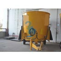 Quality Movable Small Tmr Mixer Feed Processing Equipment For Cattle Breeding for sale