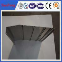 Buy aluminium framing material manufacturer/ 6063 aluminium alloy profile for at wholesale prices