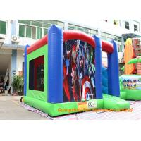 Quality Halloween Inflatable Haunted House / Inflatable Bouncer Jumper Animals 2 Years Warranty for sale