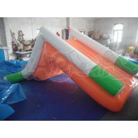 Quality Inflatable Floating Water Slide for sale