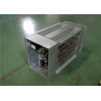 Quality Easy Installation Tutco Electric  Tubular Duct Heater Automatic / Manually Resets for sale