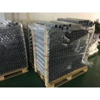 Buy Punching and Drilling Holes Aluminum Round Tube with 30mm Diameter 1.5mm at wholesale prices