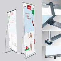 Quality X Banner for Exhibition (BS-X065) for sale