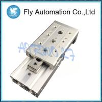 Buy cheap Silver Double Acting Air Cylinder , MXS16-50 MXS20-75 Pneumatic Actuator from wholesalers