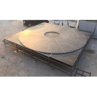 Buy Anomaly And Durable Fitting Portable Stage Platform For Circle Stage at wholesale prices