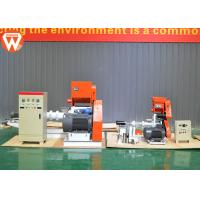 Quality 15kw Fish Feed Extruder Machine Capacity 30kg/H-2t/H Low Power Consumption for sale