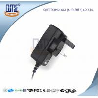 Quality 12v Power Adapter UK Plug , Wall Universal AC DC Adapter 1000ma for sale