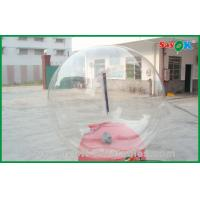 Quality PVC TPU Water Walking Ball Funny Inflatable Sports Games For Swimming Pool for sale