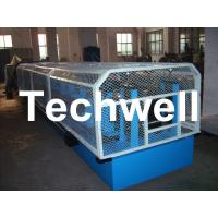 Quality Quick Size Interchangeable C Z Purlin Cold Roll Forming Machine For Cee & Zee Purlins for sale