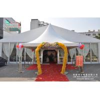20x30m Waterproof PVC Big Luxury Tents For Outdoor Wedding 20 Years Life Span for sale