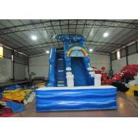 Quality Inflatable slides  XS204 for sale