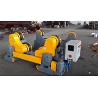 Quality 1.5 KW Heavy Duty Automatic Pipe Welding Rollers / Welding Turning Rolls for sale