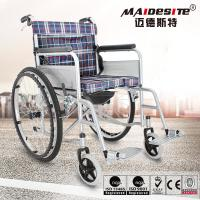 Quality Maidesite Lightweight Manual Wheelchair Customized Color Easy Cleaning for sale