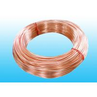 Copper Coated Bundy Tube with Good Welding Performance 6mm X 0.7mm for sale