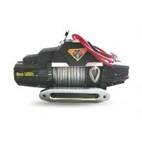 Buy 12000 Lb Electric ATV Winch 4x4 Pull Power  12V DC Motor With Cable Waterproof at wholesale prices
