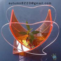 Quality transparent acrylic fish tank for sale