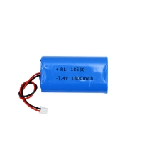 Quality 7.4V 1800mAh 18650 Battery Pack For Electronic Digital Product for sale