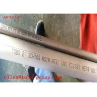 Quality 21.34mm Ferritic Stainless Steel Seamless Pipe A268 Bearing Machinning for sale