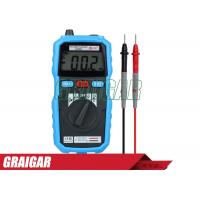 Quality Durable LCD Digital Multimeter Voltage Current Meter Auto Ranging for sale
