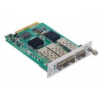 Quality 1+1 Fiber Optical Protection Card SFP to SFP Management 1000Base-X for sale