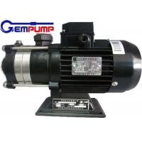 Quality CHLF light multistage centrifugal pump stainless steel Material low noise for sale
